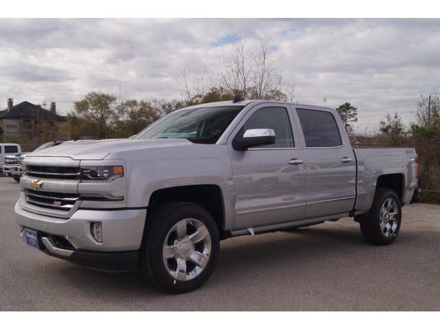 2018 Silverado 1500 Crew Cab 4x4,  Pickup #JG297719 - photo 4