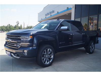 2018 Silverado 1500 Crew Cab 4x4,  Pickup #JG355046 - photo 16