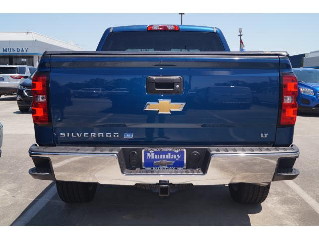 2018 Silverado 1500 Crew Cab 4x4,  Pickup #JG358372 - photo 2