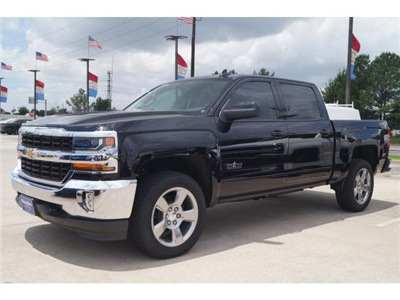 2018 Silverado 1500 Crew Cab 4x4,  Pickup #JG439436 - photo 4