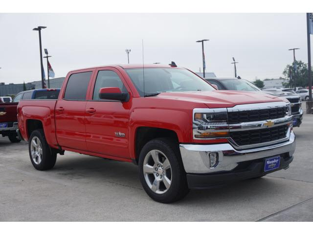 2018 Silverado 1500 Crew Cab 4x2,  Pickup #JG543858 - photo 16