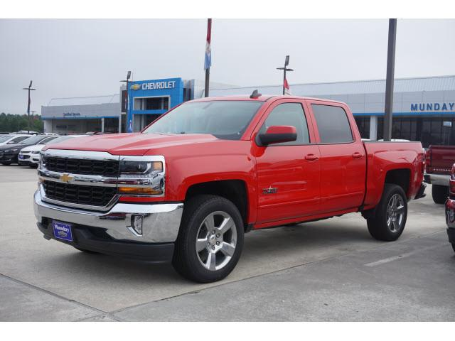 2018 Silverado 1500 Crew Cab 4x2,  Pickup #JG543858 - photo 4