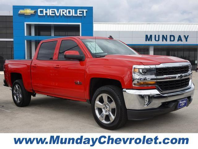 2018 Silverado 1500 Crew Cab 4x4,  Pickup #JG611190 - photo 2
