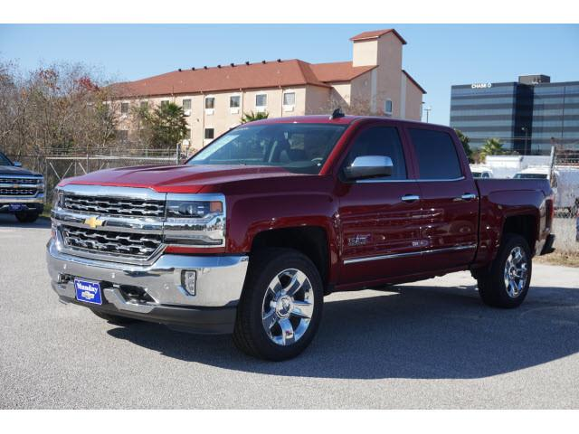 2018 Silverado 1500 Crew Cab 4x4,  Pickup #JG612599 - photo 2