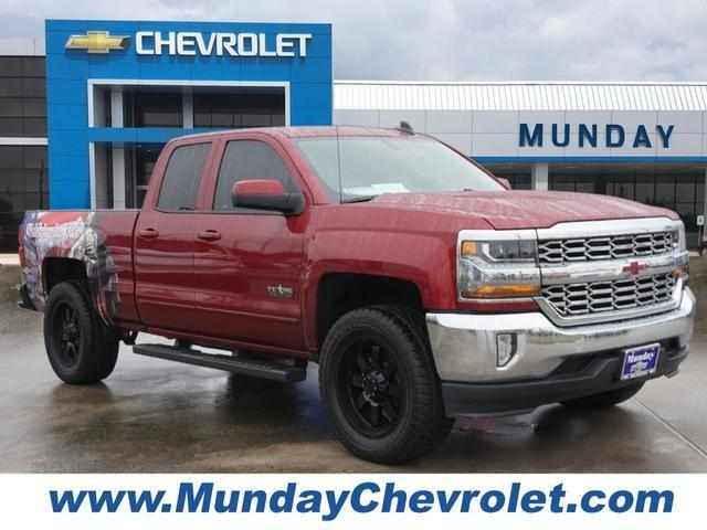 2018 Silverado 1500 Double Cab 4x2,  Pickup #JZ136762 - photo 1
