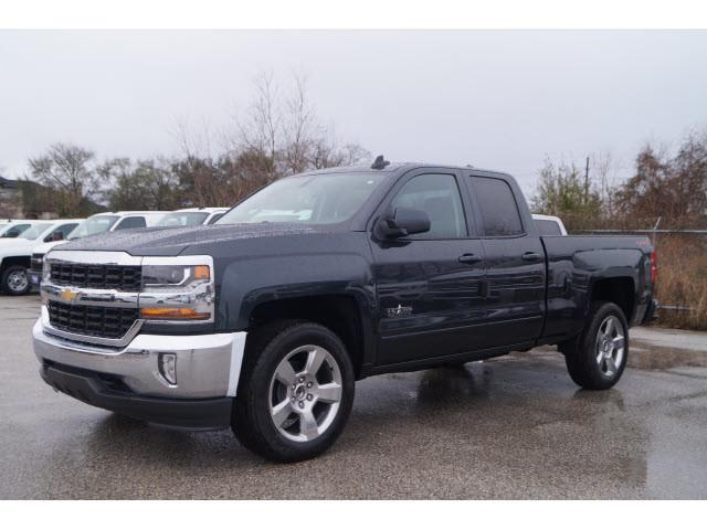 2018 Silverado 1500 Double Cab 4x4,  Pickup #JZ260634 - photo 4