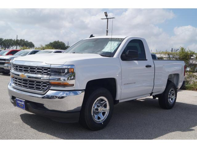 2018 Silverado 1500 Regular Cab 4x2,  Pickup #JZ293243 - photo 4