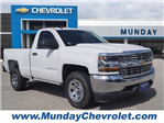 2018 Silverado 1500 Regular Cab 4x2,  Pickup #JZ293243 - photo 1