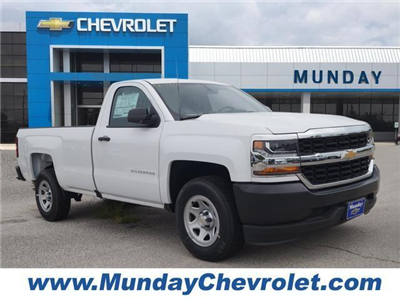 2018 Silverado 1500 Regular Cab 4x2,  Pickup #JZ294515 - photo 1