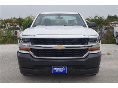 2018 Silverado 1500 Regular Cab 4x2,  Pickup #JZ294515 - photo 3