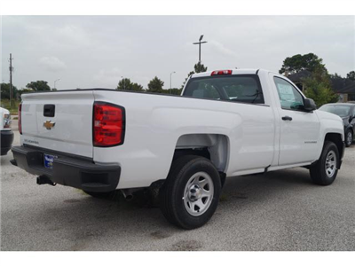 2018 Silverado 1500 Regular Cab 4x2,  Pickup #JZ294515 - photo 2