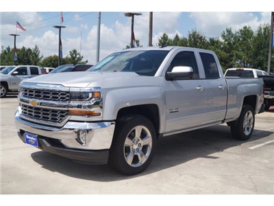 2018 Silverado 1500 Double Cab 4x2,  Pickup #JZ372972 - photo 4