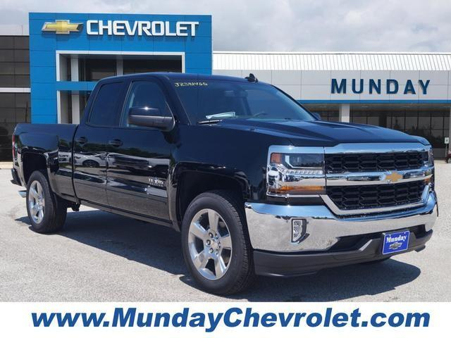 2018 Silverado 1500 Double Cab 4x2,  Pickup #JZ381466 - photo 1