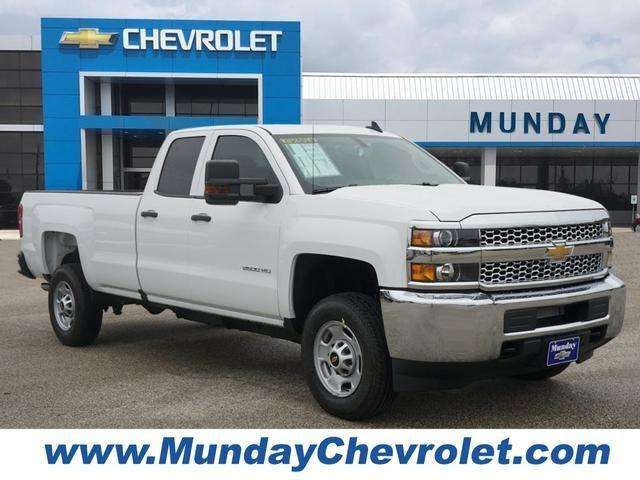 2019 Silverado 2500 Double Cab 4x2,  Pickup #K1136547 - photo 3