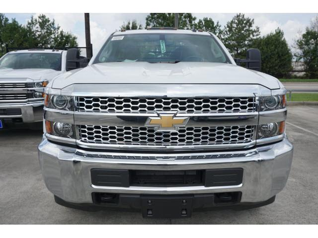 2019 Silverado 3500 Regular Cab DRW 4x2,  CM Truck Beds Platform Body #KF107673 - photo 3