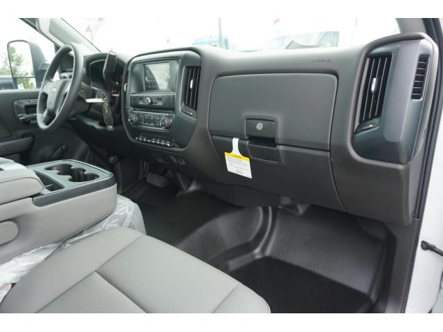 2019 Silverado 3500 Regular Cab DRW 4x2,  CM Truck Beds Platform Body #KF107673 - photo 6