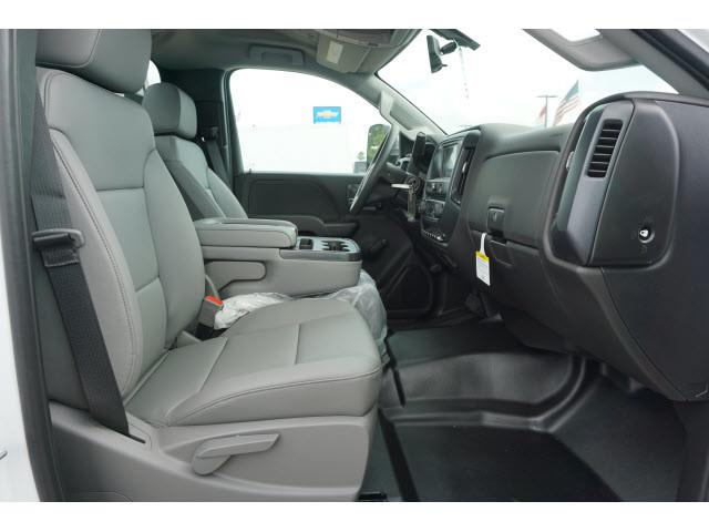 2019 Silverado 3500 Regular Cab DRW 4x2,  CM Truck Beds Platform Body #KF107673 - photo 7