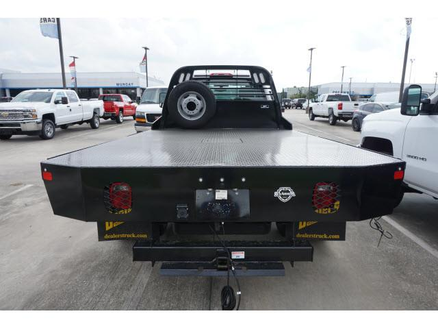 2019 Silverado 3500 Regular Cab DRW 4x2,  CM Truck Beds Platform Body #KF107673 - photo 8