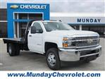 2019 Silverado 3500 Regular Cab DRW 4x2,  CM Truck Beds Platform Body #KF107673 - photo 1