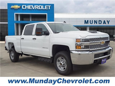 2019 Silverado 2500 Crew Cab 4x2,  Pickup #KF112155 - photo 1