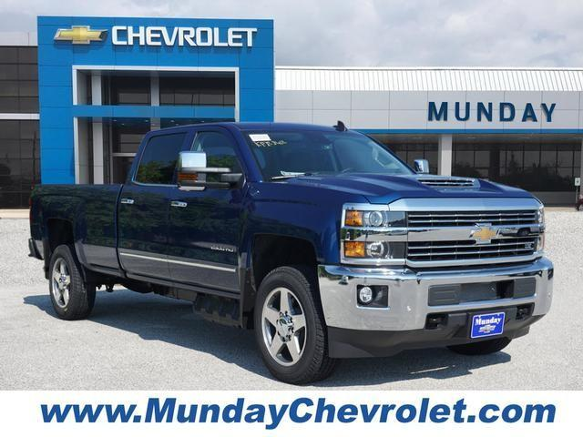 2019 Silverado 2500 Crew Cab 4x2,  Pickup #KF128412 - photo 2