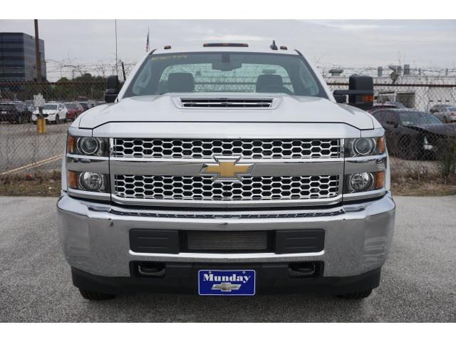 2019 Silverado 3500 Regular Cab DRW 4x2,  Cab Chassis #KF160339 - photo 4