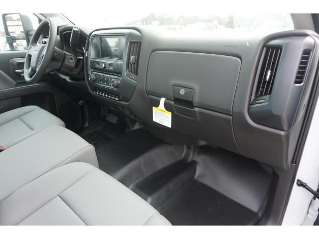 2019 Silverado 3500 Regular Cab DRW 4x2,  Cab Chassis #KF160339 - photo 6