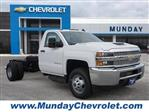 2019 Silverado 3500 Regular Cab DRW 4x2,  Cab Chassis #KF160339 - photo 1