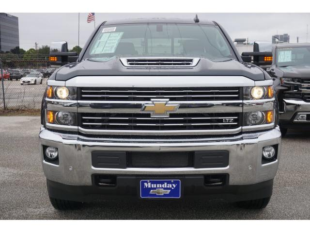 2019 Silverado 2500 Crew Cab 4x4,  Pickup #KF184265 - photo 9