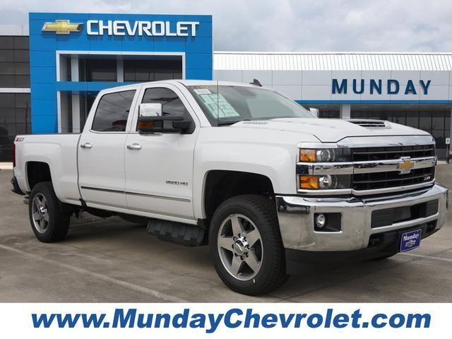 2019 Silverado 2500 Crew Cab 4x4,  Pickup #KF184340 - photo 2