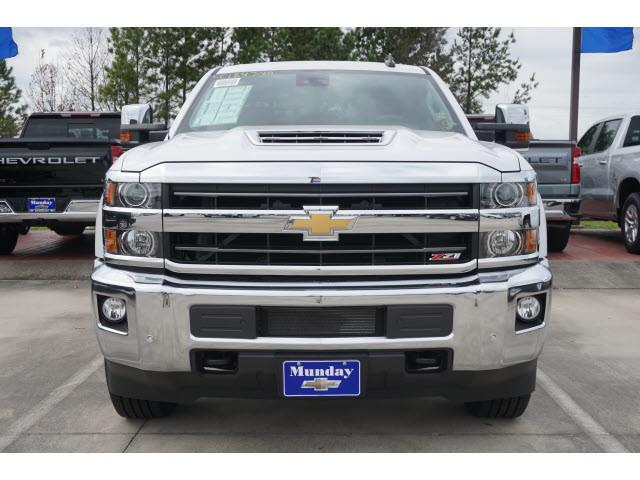 2019 Silverado 2500 Crew Cab 4x4,  Pickup #KF184340 - photo 9