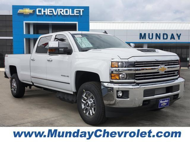 2019 Silverado 2500 Crew Cab 4x4,  Pickup #KF185353 - photo 2