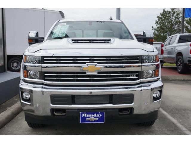 2019 Silverado 2500 Crew Cab 4x4,  Pickup #KF185353 - photo 9