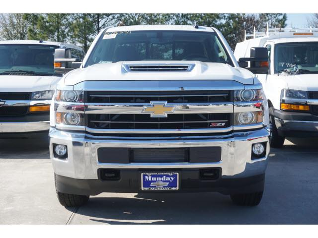 2019 Silverado 2500 Crew Cab 4x4,  Pickup #KF186239 - photo 3
