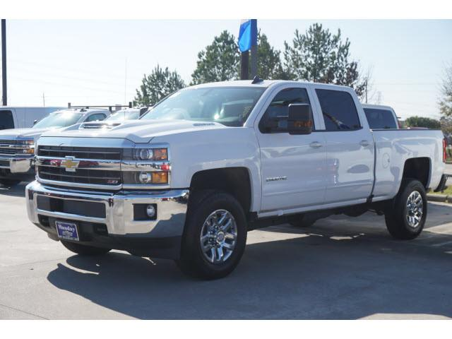 2019 Silverado 2500 Crew Cab 4x4,  Pickup #KF186239 - photo 2