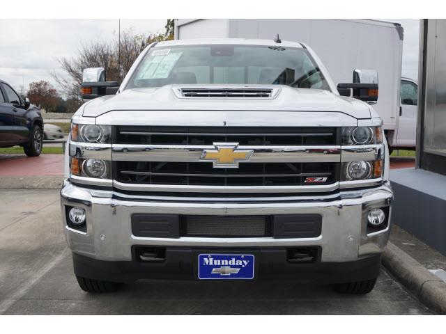 2019 Silverado 2500 Crew Cab 4x4,  Pickup #KF187498 - photo 2