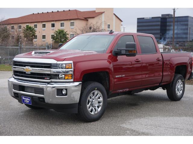 2019 Silverado 2500 Crew Cab 4x4,  Pickup #KF187612 - photo 2