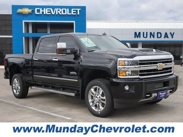 2019 Silverado 2500 Crew Cab 4x4,  Pickup #KF187679 - photo 2