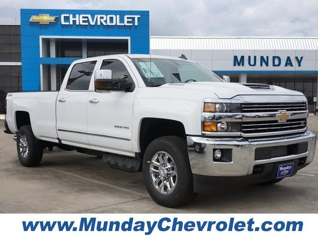 2019 Silverado 2500 Crew Cab 4x4,  Pickup #KF188713 - photo 2