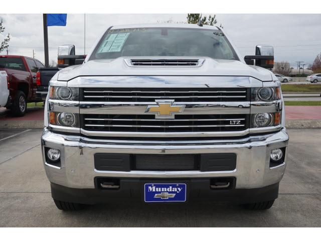 2019 Silverado 2500 Crew Cab 4x4,  Pickup #KF188713 - photo 9