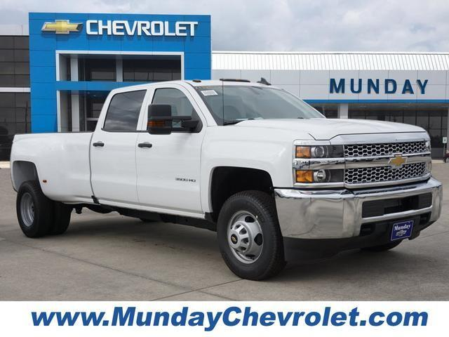 2019 Silverado 3500 Crew Cab 4x2,  Pickup #KF189020 - photo 2