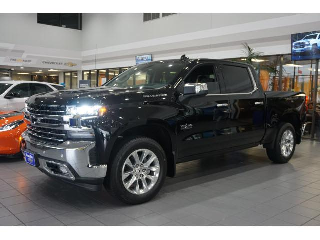 2019 Silverado 1500 Crew Cab 4x2,  Pickup #KZ102350 - photo 2