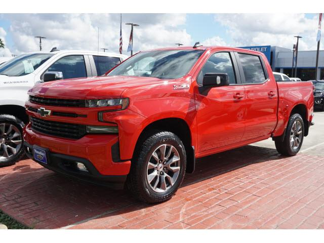 2019 Silverado 1500 Crew Cab 4x4,  Pickup #KZ102582 - photo 4