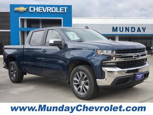 2019 Silverado 1500 Crew Cab 4x2,  Pickup #KZ155694 - photo 2