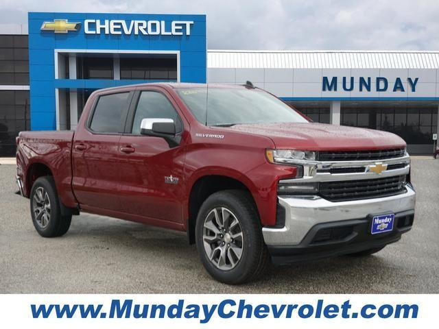 2019 Silverado 1500 Crew Cab 4x2,  Pickup #KZ157071 - photo 1