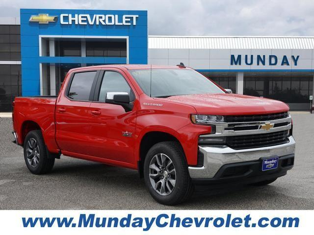 2019 Silverado 1500 Crew Cab 4x2,  Pickup #KZ170370 - photo 1