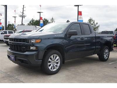 2019 Silverado 1500 Double Cab 4x2,  Pickup #KZ178375 - photo 1