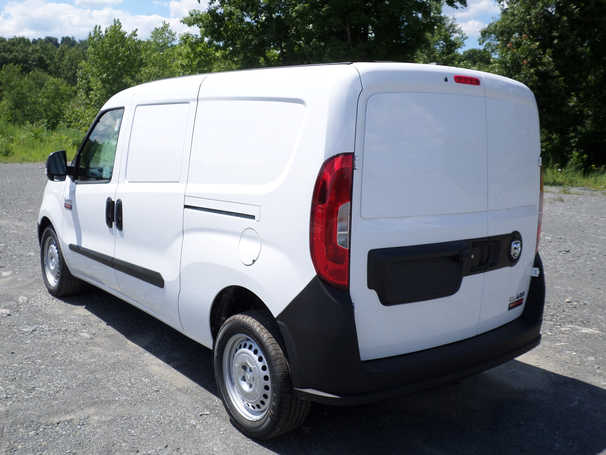 2018 ProMaster City FWD,  Empty Cargo Van #J6J81421 - photo 9