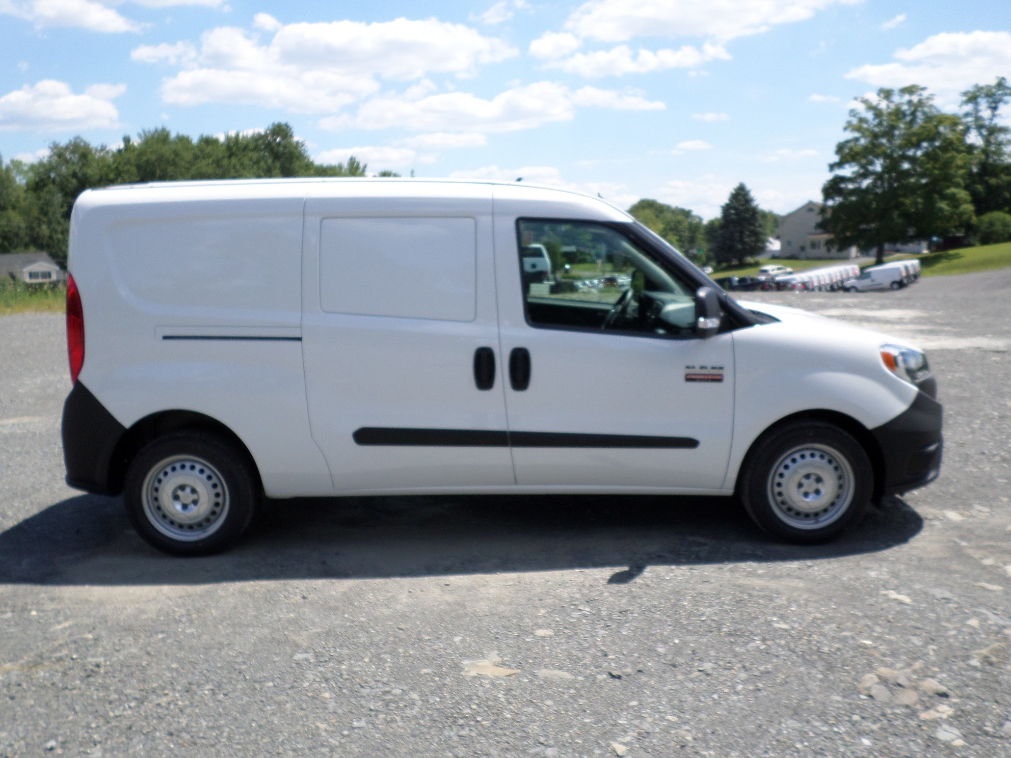 2018 ProMaster City FWD,  Empty Cargo Van #J6J88597 - photo 6