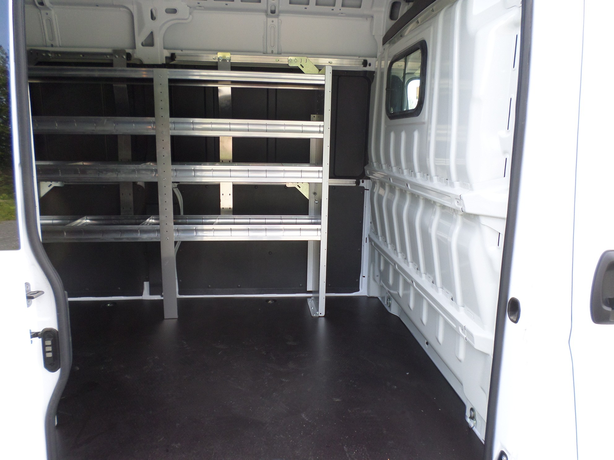 2018 ProMaster 2500 High Roof FWD,  Ranger Design General Service Upfitted Cargo Van #JE102536 - photo 16
